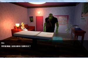 兽人按摩店 官方中文抢先版 奇葩3D游戏居然。。