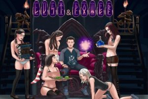 欲望和权利(Lust and Power) V0.25 汉化版 PC+安卓&动态CG