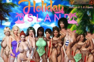 假日岛(HOLIDAY ISLAND) Ver0.190 汉化作弊版 PC+安卓&动态CG