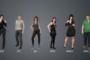 迷茫人生(Puzzled Life) 精修汉化完结版 欧美SLG游戏