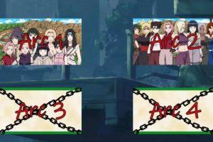 忍者后宫之异族崛起 V1.06a 精翻汉化版 PC+安卓 火影同人游戏