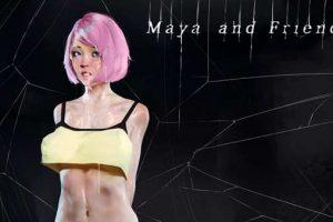 玛雅和她的朋友们 精翻汉化完结版 PC+安卓+全CG 油画风游戏