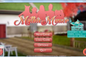 神话庄园 V1.3官方简体中文版 好玩的恋爱游戏