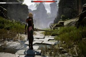你的剑太大了(Your Sword Is So Big) 官方英文正式版 动作冒险ACT游戏 5G