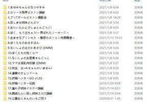 [液魂研究会] 1~19作合集 [13g/度盘]